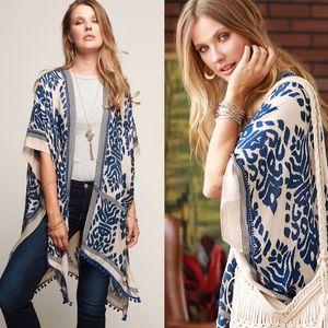 Boho chic Kimono - NAVY